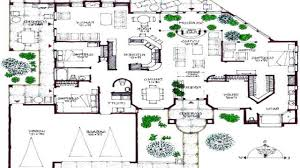 modern home house plans innovation design 3 modern estate house plans floor for open
