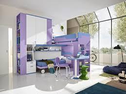 Chambre Ado Fille Avec Lit Mezzanine by