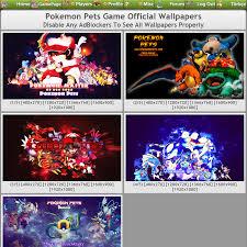 Home Design Online Game Free Pokemonpets Online Free Browser Based Mmo Rpg Pokémon Game