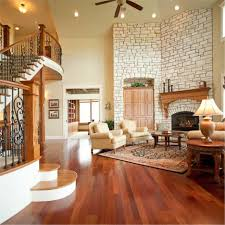 Stone Wall Tiles For Living Room Living Room Round White Architectural Pillars With Cube Beige