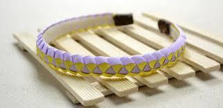 ribbon headbands refashion ideas how to make braided headbands with ribbon for