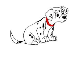 dalmatian puppy albinorichie deviantart