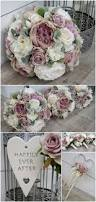 Best Flowers For Weddings Best 25 Artificial Wedding Bouquets Ideas On Pinterest