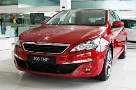 peugeot new car prices peugeot 308 active