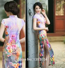 dress side picture more detailed picture about chinese oriental