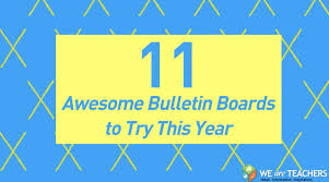awesome bulletin boards to try in your classroom youtube