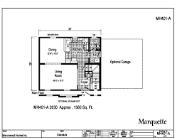 floor plans for homes two story manorwood two story homes marquette mh401a find a home