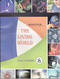 master guide dav the living world science for class 8