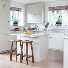 white cottage kitchen cabinets newport wall skin in pacific white
