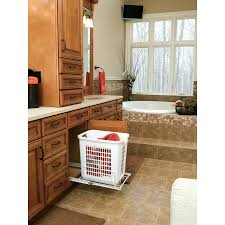 Wicker Clothes Hamper With Lid Shop Laundry Hampers U0026 Baskets At Lowes Com