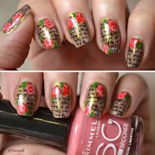 colour your life all nail team challenge designs
