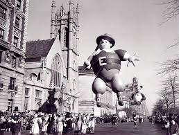 the history of macy s thanksgiving day parade a grand nyc