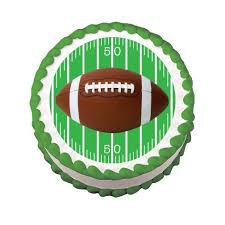 football cake toppers edible images photo cakes cake stickers sports themed edible cake