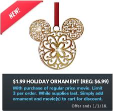 these ornaments are magic get disney club