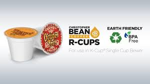 Decaf Pumpkin Spice Latte K Cups by Christopher Bean Coffee We Only Roast It When You Order