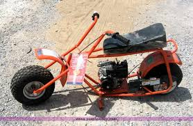 baja doodle bug mini bike 97cc 4 stroke engine manual item 3635 sold may 27 derby only auction pu