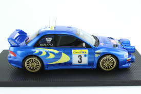 subaru rally top marques collectibles subaru impreza s4 wrc mc rally 1998 pre