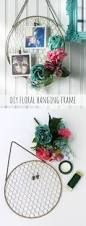 fake flowers for home decor best 25 faux flowers ideas on pinterest flower mirror diy
