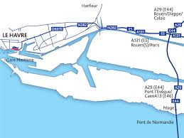 bureau change le havre le havre port guide ferries