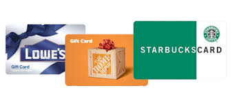 gift cards for less buy home depot starbucks lowes gift cards for less coupon karma