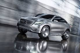 mercedes size suv mercedes concept coupe suv debuts at the 2014 beijing auto