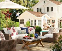 Pottery Barn Patio Furniture Get The Look For Less Pottery Barn Patio Dwell Beautiful