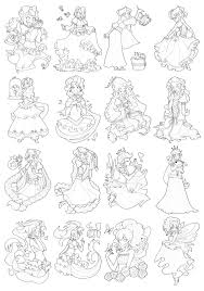 princess coloring pages 19 coloring kids