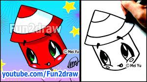 Cute Fireworks How To Draw Holiday Cartoons Bonus Video Youtube