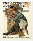 Image result for norman rockwell covers