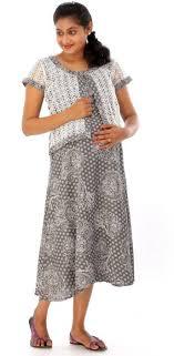 ziva maternity wear ziva maternity wear women s fit and flare multicolor dress buy