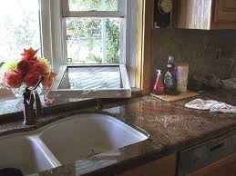 Kitchen Sink Size And Window by Bay Window Over Kitchen Sink Cool Bay Window Kitchen And