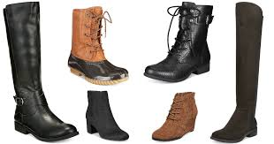 womens boots on sale at macys macy s 24 99 s boots up to 80 value