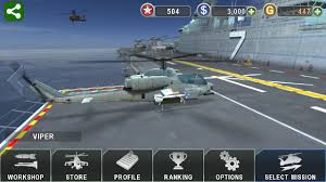 gunship 3d apk gunship battle helicopter 3d 1 1 9 mod apk unlimited credits
