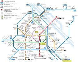 Prague Subway Map by Subway Map Vienna My Blog