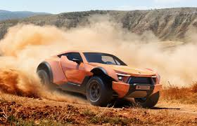 rolls royce phantasm dominate the desert with the sandracer 500 gt a jacked up off