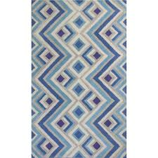 Blue Ombre Area Rug by Area Rugs Style Transitional Goingrugs