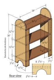Free Woodworking Plans Floating Shelves by Bookshelf Plans For The Bookless Life U2013 4 Free Easy Woodworking Plans