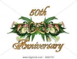 50th wedding anniversary 50th wedding anniversary images illustrations vectors 50th