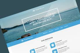 free muse template free adobe muse website template by musefree