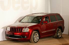 2007 jeep grand cherokee srt8 review top speed