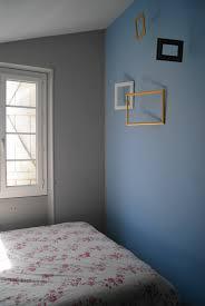 peinture chambre bleu et gris bleu turquoise et gris en 30 ides de peinture et dcoration