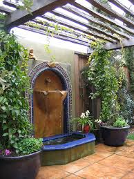 terrific outdoor wall fountains clearance decorating ideas gallery