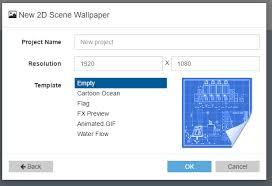wallpaper engine project new scene wallpaper wallpaper engine wiki fandom powered by wikia