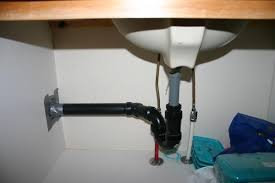 Need Help Can I Move My Bathroom Sink Drain DoItYourselfcom - Bathroom sink plumbing