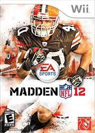 amazon com madden nfl 12 nintendo wii video games