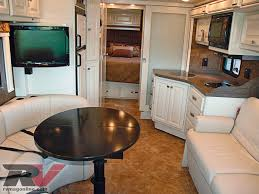 motor home interiors allegro breeze compact class a motorhome review 28 foot rv