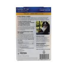 calming collar adaptil dap dog appeasing pheromone collar storm anxiety stress