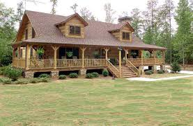 wrap around porches home plans with wrap around porches log house plans