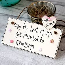 Grandparent Plaques Gifts For Your Grandmother Archives Made At 94