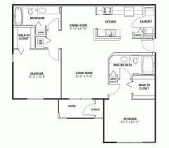 100 split bedroom house plans one story home design one
